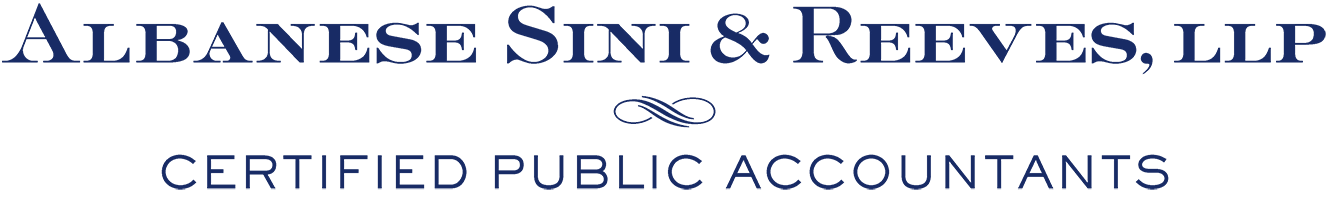 Albanese Sini & Reeves, LLP – Certified Public Accountants
